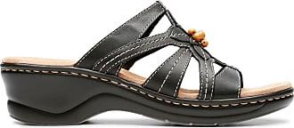 Clarks Womens Sandal Black Clarks Lexi Myrtle Size 6.5