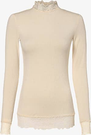 Y.A.S Damen Langarmshirt - YASElle rosa