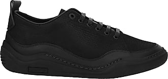 Lanvin Sneakers Men - Fabric (FMSKDINDDALA10) 10 UK Black