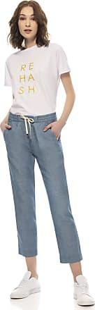 Re-hash Pantalone con vita elasticizzata