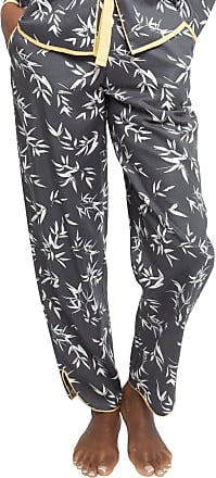 Cyberjammies 4112 Womens Zara Grey Flamingo Print Pyjama Pant