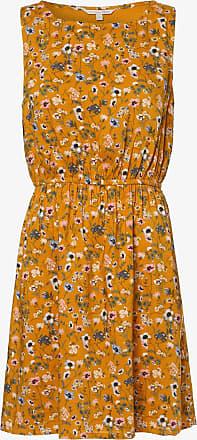 Tom Tailor Denim Damen Kleid gelb