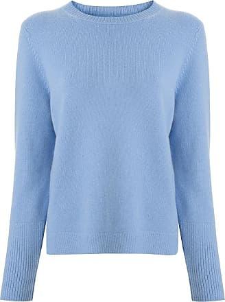 Chinti and Parker Suéter de tricô - Azul
