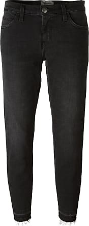 Current Elliott cropped jeans - Black