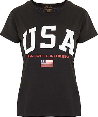T-Shirts Imprimés Ralph Lauren®   Achetez jusqu  à −51%   Stylight 12acafbde297