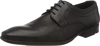 Lloyd Mens Labano Uniform Dress Shoe, Black, 11.5 UK