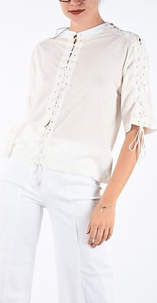 Unravel Laced Crop T-shirt Größe Xs