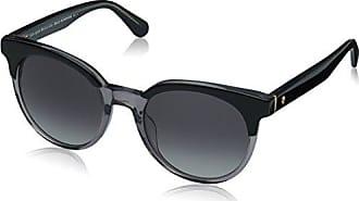 68c524d165 Kate Spade New York Kate Spade Womens Abianne s Cateye Sunglasses BLACK  GREY 51 mm