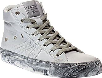 db4371dbab4623 Maca Kitzbühel 2014 - Damen Schuhe Sneaker Schnürer - White-Grey