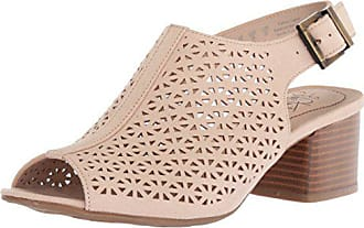 Life Stride Womens Relay 2 Ballet Flat, Taupe, 5 M US