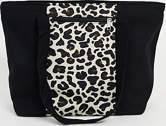 7X SVNX leopard print tote bag-Multi