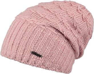 Barts Womens Adige Beanie Hat, Rosa (Peony), One Size