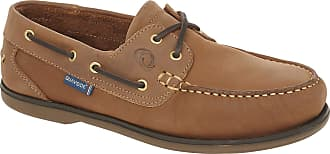 Quayside Unisex Adults Clipper Boat Shoes, Brown (Camel 001), 6.5 (40 EU)