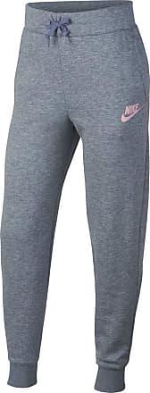 Nike Logo Pants Bekleidung Damen blau S