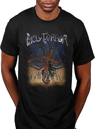 AWDIP Official Holy Terror Mind Wars T-Shirt Black
