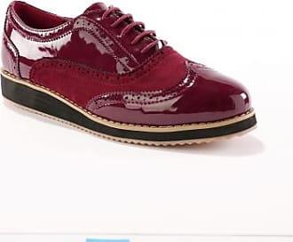 2bcf2f802 Chaussures À Lacets en Rouge Foncé : 38 Produits jusqu''à −55 ...