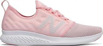 New Balance Fuelcore Coast V4 Sneaker für Damen   grau rosa e5999625e2