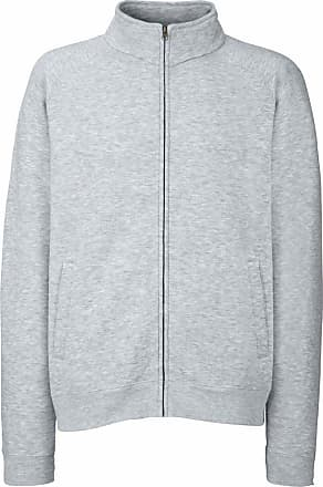 Fruit Of The Loom Mens Premium Sweat Jacket