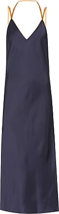 Helmut Lang Satin maxi dress