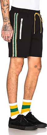 Rhude Traxedo Shorts in Black