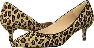 f749d20c9b3 L.k. Bennett Womens Audrey Haircalf Leopard Print Pointed Toe Kitten Heel  Court Shoes Pump Natural 36.5