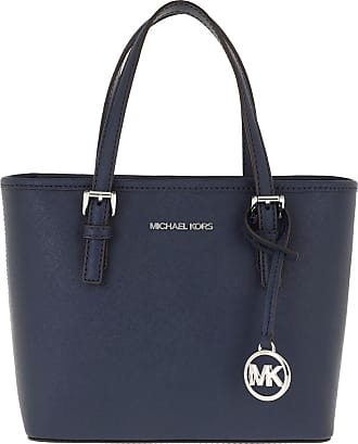 Michael Kors Tote - Jet Set Travel Tote Bag Navy - blue - Tote for ladies