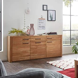 Innostyle Nature Two Sideboard 188x42x85cm Wildeiche Bianco