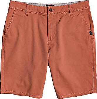 Quiksilver Everyday Chino Light Shorts redwood