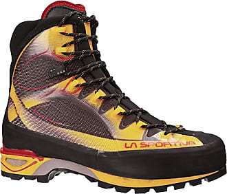 La Sportiva M Trango Cube GTX Yellow-Black, Mens Gore-Tex Mountain Shoe, Size EU 47.5 - Colour Yellow - Black