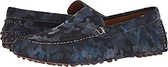 Donald J Pliner Mens Ricco Driving Style Loafer, Blue, 10 Medium US