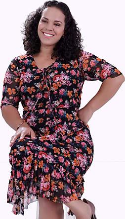 Vickttoria Vick Vestido Liza Tuly Plus Size (52)