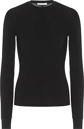 The Row Emmett stretch-knit sweater