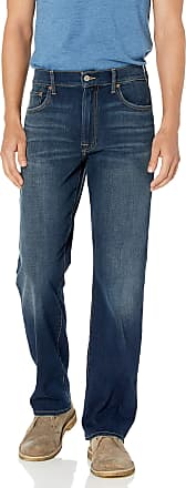 Lucky Brand Mens 181 Relaxed Straight Jean, Balsam, 31W x 30L
