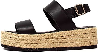 Damannu Shoes Sandália Pennelope - Cor: Preto - Tamanho: 36