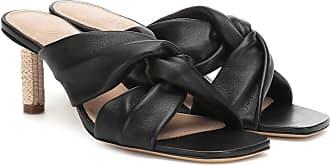 Jacquemus Bellagio leather sandals