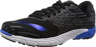 Brooks Purecadence 5 - 110225 1D 074, Mens Running Shoes, Black (Black/Blue/Anthracite 074), 12 UK (47 1/2 EU)