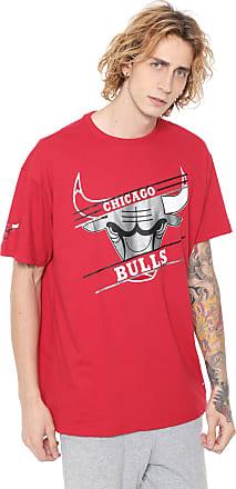 NBA Camiseta NBA Chicago Bulls Vermelha