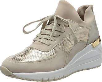 Marco Tozzi Womens 2-2-23744-24 Sneaker, Beige Dune Comb 435, 7.5 UK
