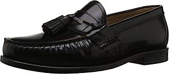 G.H. Bass & Co. Mens Wallace Loafer, Black, 9.5 M US