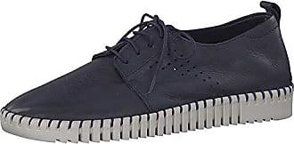 Tamaris® Damen Schnürschuhe in Blau | Stylight