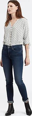 Levi's 312 Shaping Slim Jeans - Blau / Blau