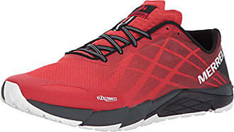 Merrell Bare Access Flex, Chaussures de Fitness Homme, Rouge (High Risk Red) e40a542f5c7c