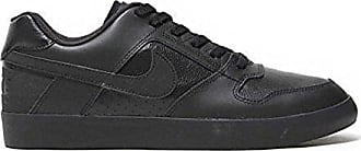 new product 0f938 b9bcd Nike SB Delta Force Vulc, Sneakers Basses Homme, Noir Black-Anthracite 002,