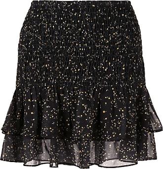 We Are Kindred Amalfi ruched mini skirt - Schwarz