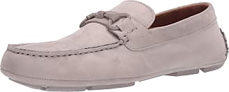 Kenneth Cole Reaction Dawson Bit Driver Driving Style Loafer, Light Grey, 10.5 M US
