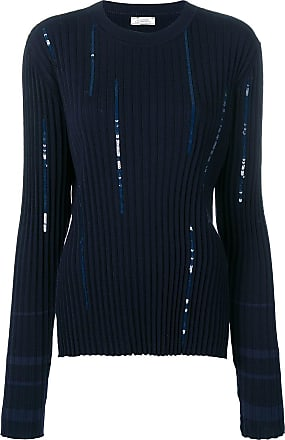 Nina Ricci sequinned jumper - Azul