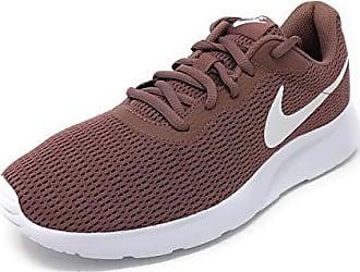 WMNS Mauve TanjunSneakers FemmeMulticoloreSmokey Nike 00143 Basses White EU srdhQCtx