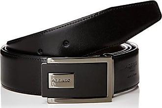 d1a1cbb3180 Azzaro Azzaro Z1391344 - Ceinture - Homme - Multicolore (Noir Marron) - FR