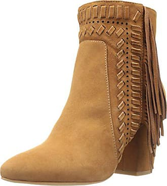 52f13290cbe Rebecca Minkoff Womens Ilan Ankle Bootie Butterscotch 8.5 M US