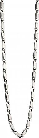 Acotis Limited Fred Bennett Stainless Steel Irregular Tube Necklace N4147